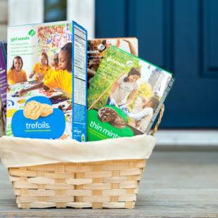 Gluten-Free Girl Scout Cookies header