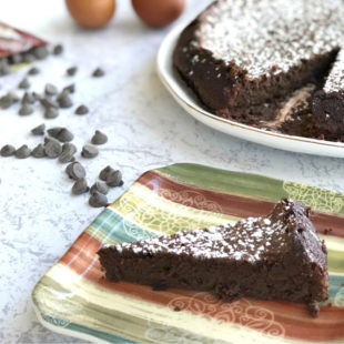 Flourless Chocolate Torte for Passover header