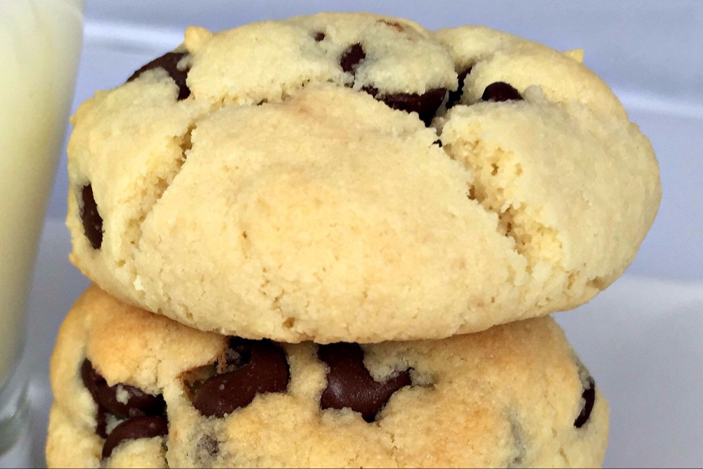 Doughy Chocolate Chip Cookie Recipes