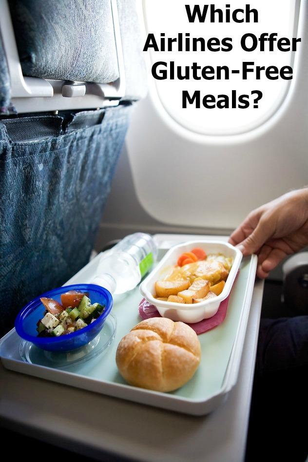 Which airlines are gluten-free?