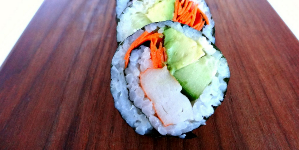 California Rolls Header