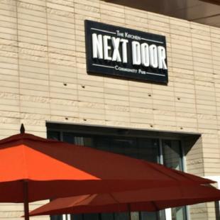 Next Door Eatery header