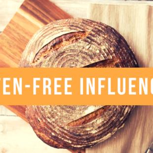 Gluten-free influencers
