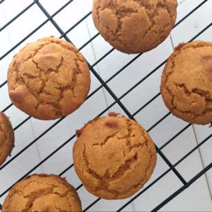 Gluten-Free Pumpkin Muffins - Header