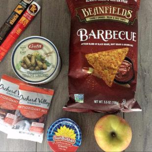 Gluten-Free Snack Ideas header