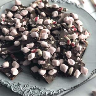 Chocolate Bark Recipes Header
