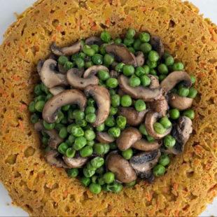 Gluten-Free Carrot Ring - header