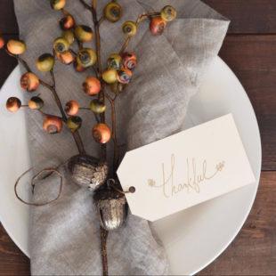 Hosting Your Gluten-Free Friend for Thanksgiving Header