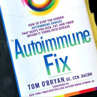 The Autoimmune Fix Book Review Header