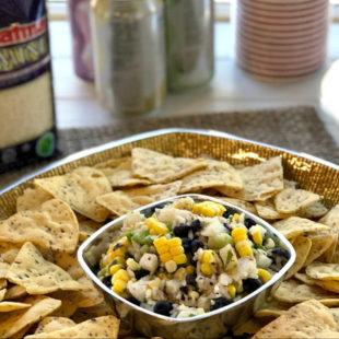 Cilantro-Lime Rice and Black Bean Salsa header1