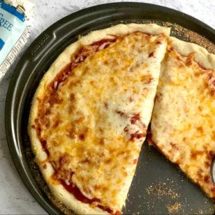 Gluten-Free Pizza Crust header