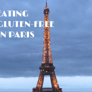 Gluten-Free restaurants in Paris header