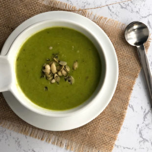 Pea Soup Recipe Header